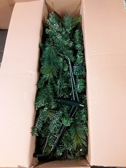 Lot 1164 6FT CANNOCK GREAT VALUE TREE RRP £45