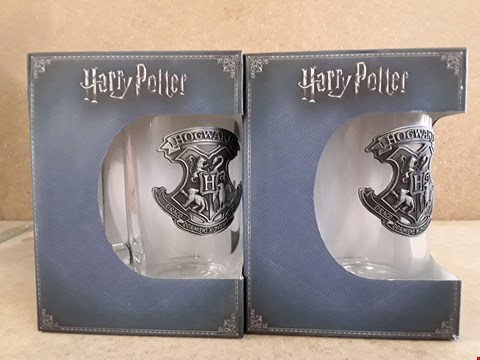 Lot 324 2 BRAND NEW BOXED HARRY POTTER GLASSES