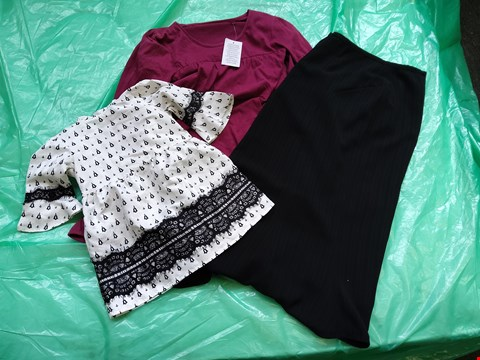 Lot 6107 APPROXIMATELY 20 ITEMS OF ASSORTED DESIGNER CLOTHING