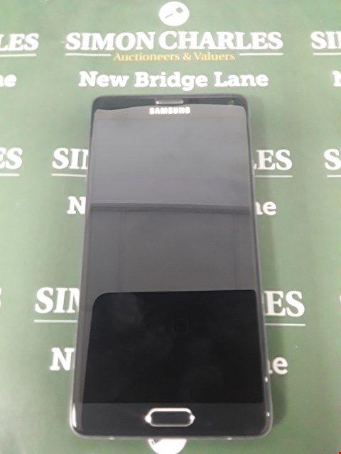 Lot 72 SAMSUNG NOTE 4 32GB MOBILE PHONE