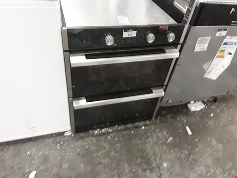 Lot 13 COOKE & LEWIS BUILT IN DOUBLE OVEN RRP £459