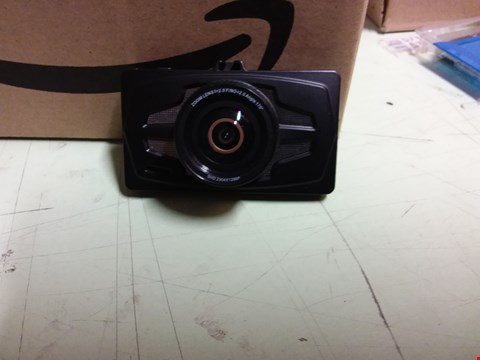 "Lot 5322 DASH CAM - AMPULLA PLUTO DASH CAM 2K FULL HD 1296P 2560X1080 170° WIDE ANGLE 3"" WITH PARKING MODE, SUPER NIGHT VISION, MOTION DETECTION, G-SENSOR, LOOP RECORDING, HDR"