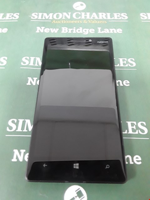 Lot 65 NOKIA LUMIA 930 BLACK MOBILE PHONE