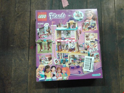 Lot 1739 BRAND NEW LEGO FRIENDS FREINDSHIP HOUSE