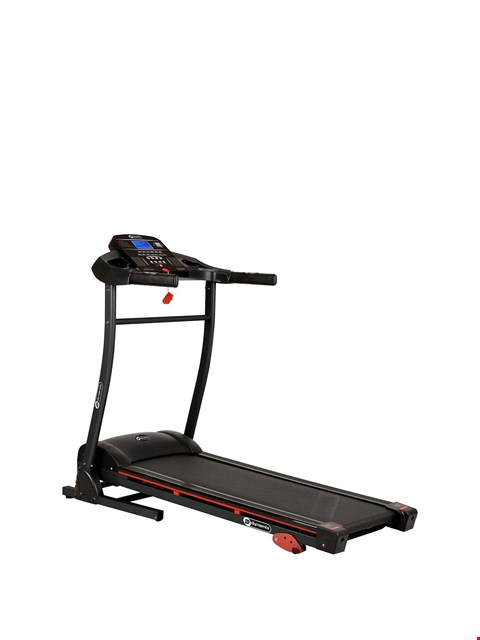 Lot 6027 BOXED DYNAMIX T2000D FOLDABLE MOTORISED TREADMILL WITH MANUAL INCLINE (1 BOX) RRP £349.99