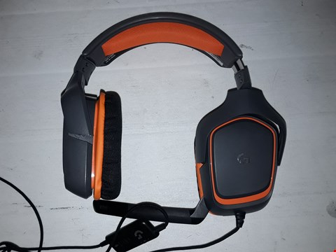 Lot 12281 LOGITECH G231 PRODIGY GAMING HEADSET