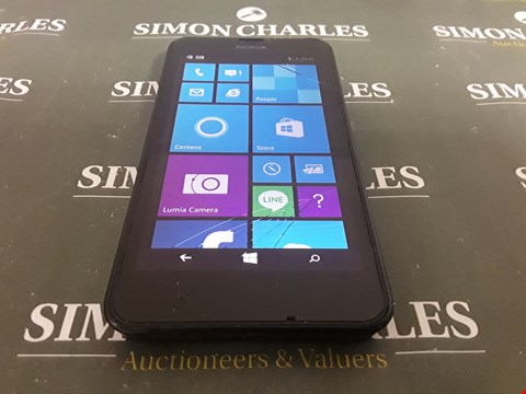 Lot 1733 NOKIA LUMIA 635 WINDOWS SMARTPHONE