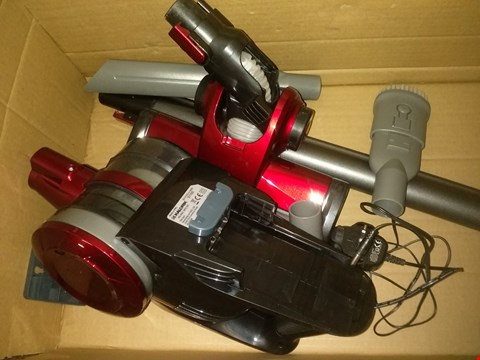 Lot 1909 VENGA! 2-IN-1 BATTERY-OPERATED HAND VACUUM CLEANER