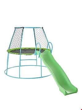 Lot 4 BOXED SPORTSPOWER DOME CLIMBER & SLIDER (1 BOX) RRP £120.00