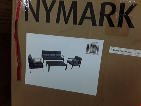 Lot 37 BOXED BLOOMA NYMARK THREE SEATER COFFEE SET