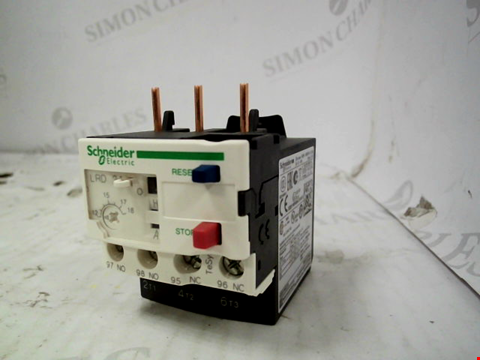 Lot 13794 TESYS LRD21 THERMAL OVERLOAD RELAY