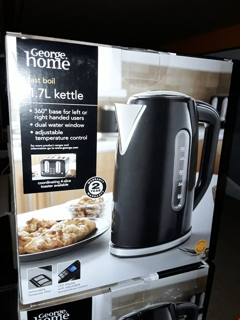 Lot 1098 GEORGE HOME FAST BOIL 1.7L KETTLE