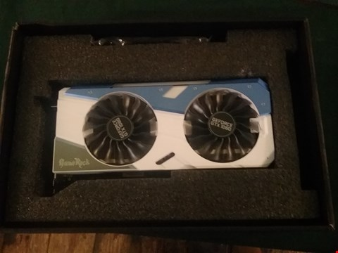 Lot 89 BOXED PALIN GEFORCE GTX 1080 GRAPHICS CARD