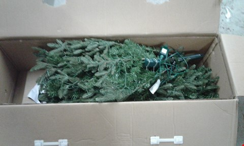 Lot 17 ALISON CORK SUGAR SPRUCE CHRISTMAS TREE