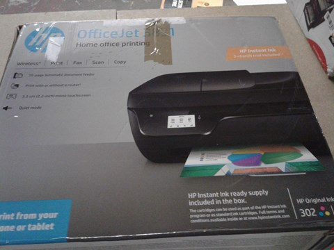 Lot 679 BOXED HP OFFICEJET 3831 PRINTER