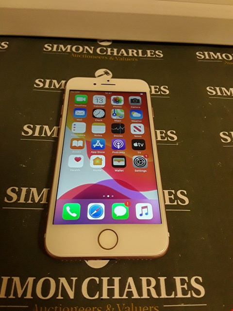 Lot 1706 APPLE IPHONE 7 32GB SMARTPHONE