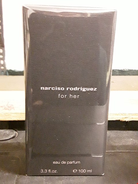 Lot 11046 BOXED NARCISO RODRIGUEZ FOR HER EDP 100ML