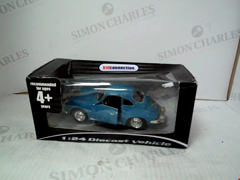 Lot 3106 KIDCONNECTION 1:24 DIECAST VEHICLE