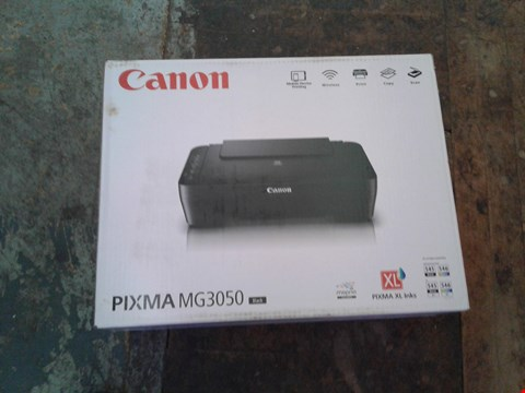 Lot 11107 LOT OF 4 CANON PIXMA MG3050 PRINTERS
