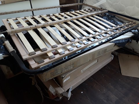 Lot 7027 PALLET OF ASSORTED BOXED BED FRAME PARTS