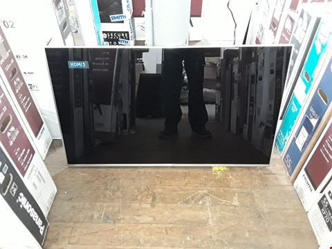 "Lot 1123 PANASONIC EX700 50"" 4K TV"