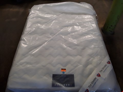 Lot 7 QUALITY BAGGED FOGARTY BAMBOO ANTI-ALLERGEN OPEN COIL 135CM MATTRESS
