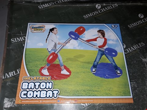Lot 155 INFLATABLE BATON COMBAT TOY FROM KREATIVE KRAFT