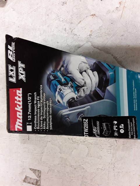 Lot 3055 MAKITA CORDLESS IMPACT WRENCH