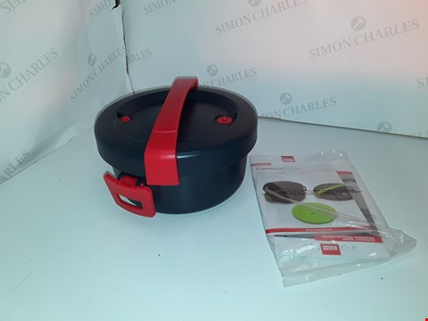 Lot 7 KUHN RIKON DUROMATIC MICROWAVE PRESSURE COOKER