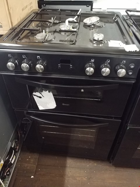 Lot 8560 SWAN DOUBLE CAVITY GAS COOKER