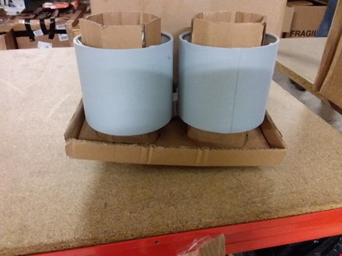 Lot 5243 GRADE 1 SET OF 2 TOUCH TABLE LAMPS  RRP £25.00