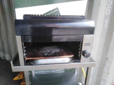 Lot 3008 LINCAT G20 TABLE TOP GAS GRILL