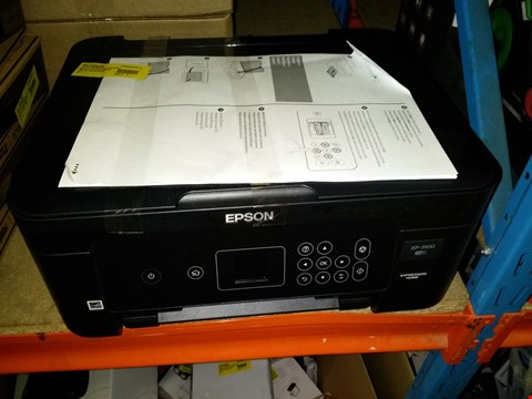 Lot 3343 EPSON EXPRESSION HOME XP-3100 WIFI ENABLED COLOUR PRINTER