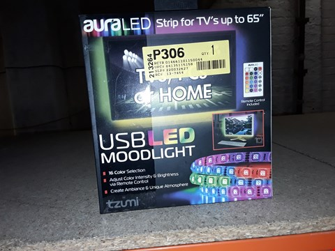 Lot 755 LOT OF 20X AURA LED USB LED MOOD LIGHTAS