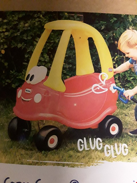 Lot 941 LITTLE TIKES COZY COUPE
