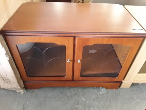 Lot 341 DESIGNER DOWNTON CORNER TV UNIT RRP £699