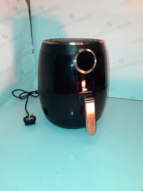 Lot 93 COOK'S ESSENTIALS 3.5L 1500W SMART AIRFRYER
