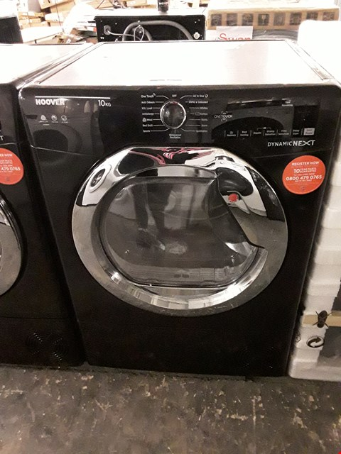 Lot 26 HOOVER DXC10TCE 10KG ELECTRIC DRYER  RRP £379