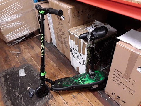 Lot 1740 GRADE 1 ELECTRICK XT CRUISER SCOOTER WITH SEAT RRP £182