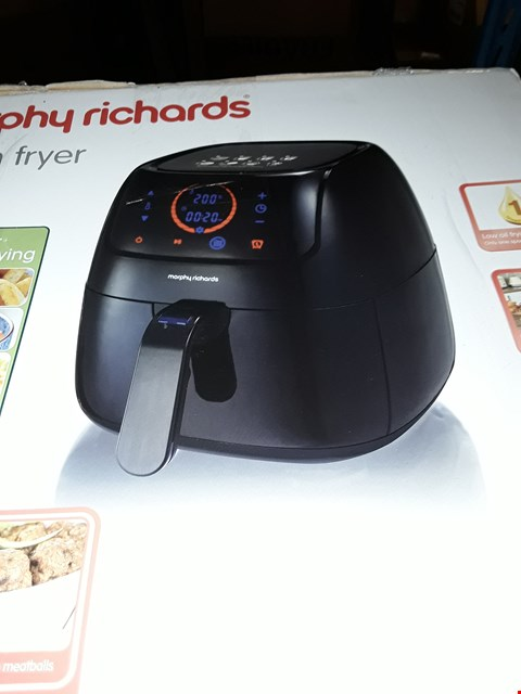 Lot 3236 MORPHY RICHARDS HEALTH FRYER