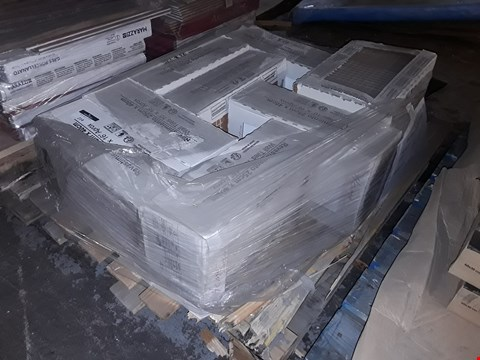 "Lot 214 PALLET OF APPROXIMATELY 10 PACKS OF TILES 10"" × 16"" EACH"