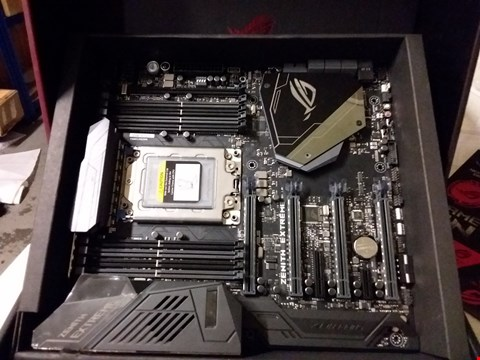 Lot 10508 ASUS ROG ZENITH EXTREME MOTHERBOARD  RRP £469.99