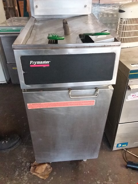 Lot 2134 FRYMASTER MJ35 COMMERCIAL FRYER