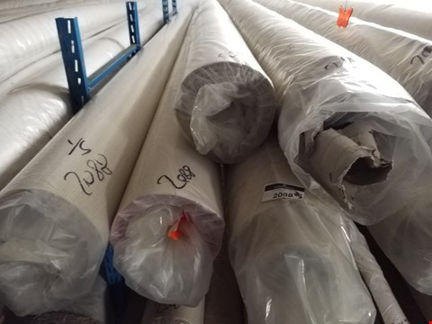 Lot 1860 LOT OF APPROXIMATELY 5 ROLLS OF DESIGNER CARPETS SIZES UNSPECIFIED