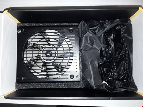 Lot 12238 CORSAIR RM750X 80 PLUS GOLD, 750 W FULLY MODULAR ATX POWER SUPPLY UNIT - BLACK