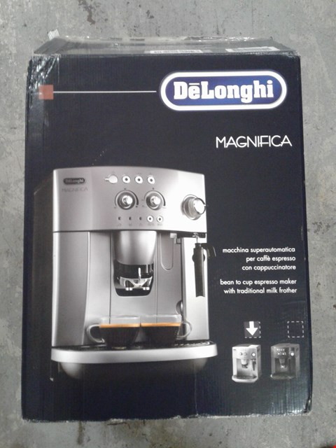 Lot 8304 DELONGHI MAGNIFICA BEAN TO CUP COFFEE MACHINE
