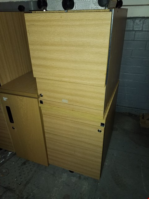 Lot 17067 LOT OF 2 OFFICE STORAGE DRAWERS
