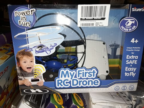 Lot 6084 MY FIRST RC DRONE GRADE 1 RRP £44.99