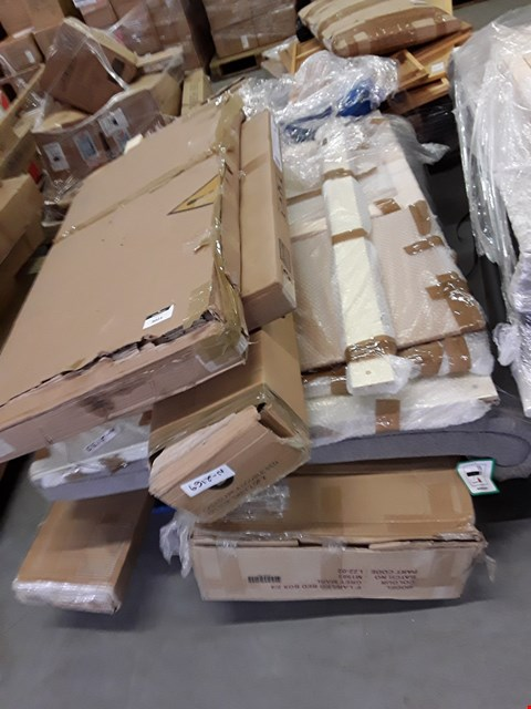Lot 2011 PALLET OF ASSORTED FLAT PACK FURNITURE PARTS