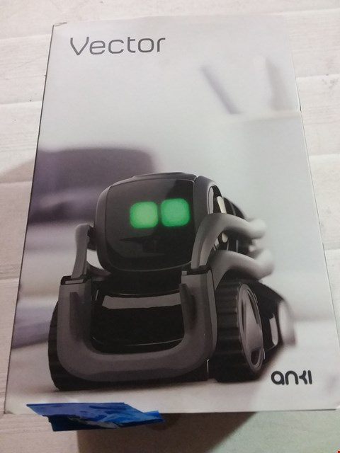 Lot 12173 VECTOR ROBOT BY ANKI
